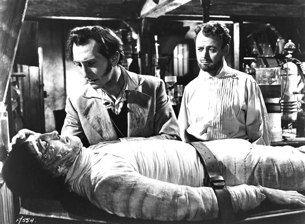 La maldición de Frankenstein (The Curse of Frankenstein, 1957)