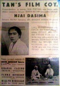 7 Film Keren Pertama Di Indonesia