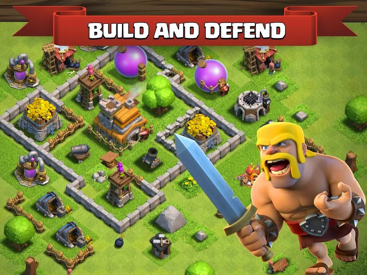 Clash of Clans v7.1.1