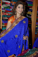 Pranitha in Lovely Kanjiwaram Saree ((23)000 006.jpg