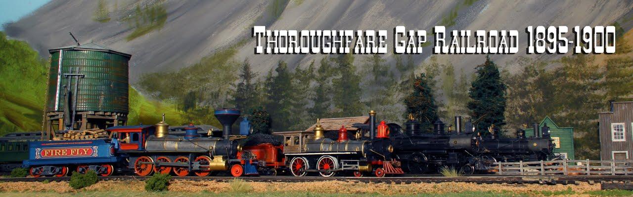 Thoroughfare Gap Railroad