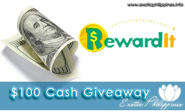 Exotic Philippines $100 Cash Giveaway