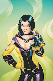 Cover of Phantom Lady #1 from DC Comics