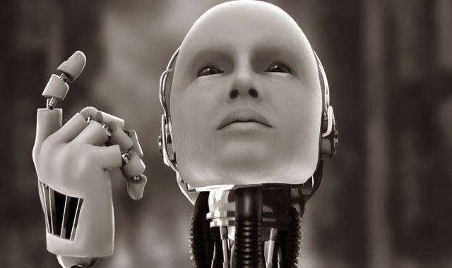 robot cerdas buatan