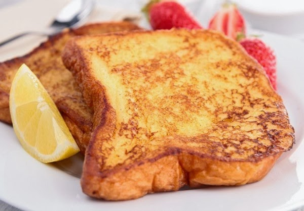 Orange and Brandy French Toast Recipe