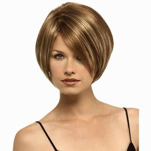 highlights for short hair 2013