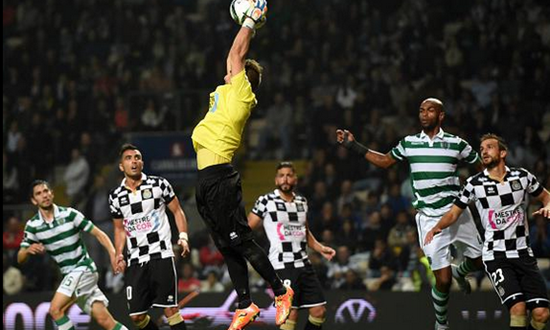 Boavista 0 x 0 Sporting CP - Campeonato Português 2015/16