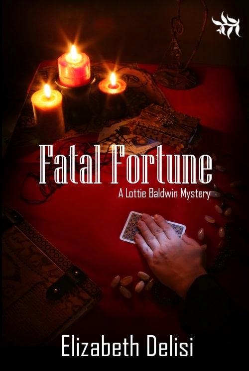 FATAL FORTUNE by Elizabeth Delisi