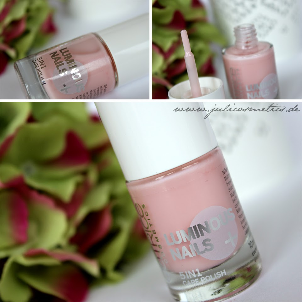 Catrice Luminous Nails 5in1 Care Polish
