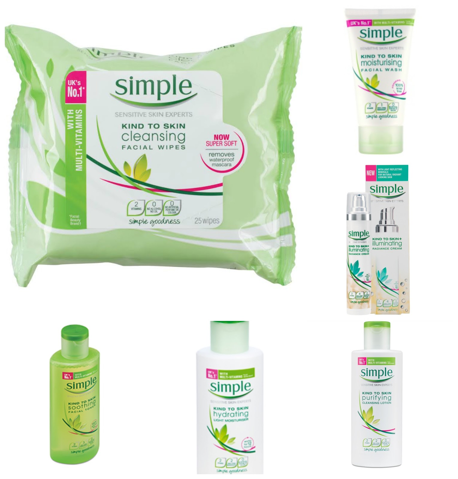 Simple Skincare: Kind to City Skin Giveaway