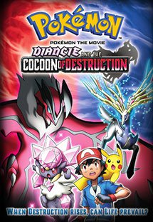 Pokémon the Movie: Sự Hủy Diệt Từ Chiếc Kén Và Diancie - Pokémon the Movie: Diancie and the Cocoon of Destruction