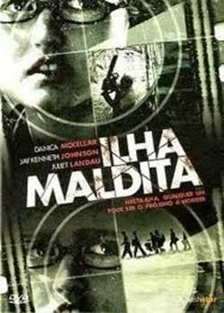 Baixar Ilha Maldita RMVB + AVI Dublado DVDRip Torrent