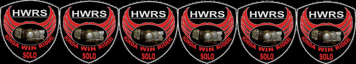 HWRS (Honda Win Riders Solo)