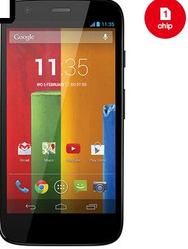 http://www.americanas.com.br/produto/116562081/smartphone-motorola-moto-g-single-chip-desbloqueado-tim-android-4.3-tela-4.5-8gb-3g-wi-fi-camera-5mp-gps-preto?franq=AFL-03-35176