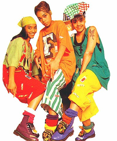 Shop 80s Hip Hop Fashion Clothes with TLC s style that for