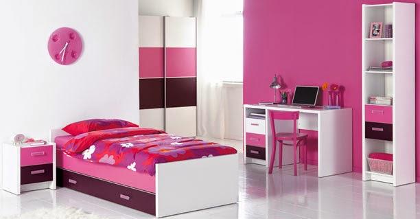Kamar tidur anak minimalis modern 1