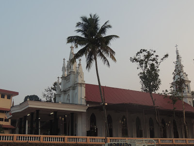 Athirampuzha St.Sebastian's Church (cheriya pally)