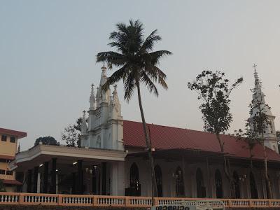 Athirampuzha St.Sebastian's Church (cheriya pally)