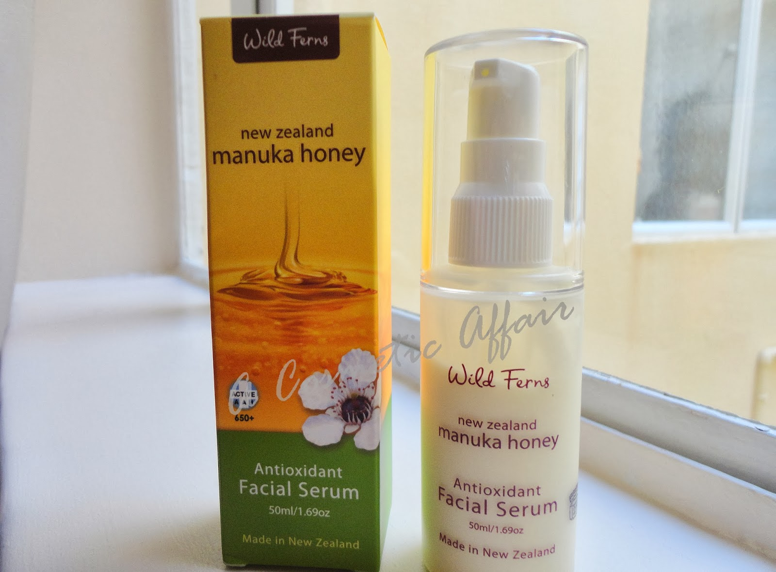 serum Antioxidant facial