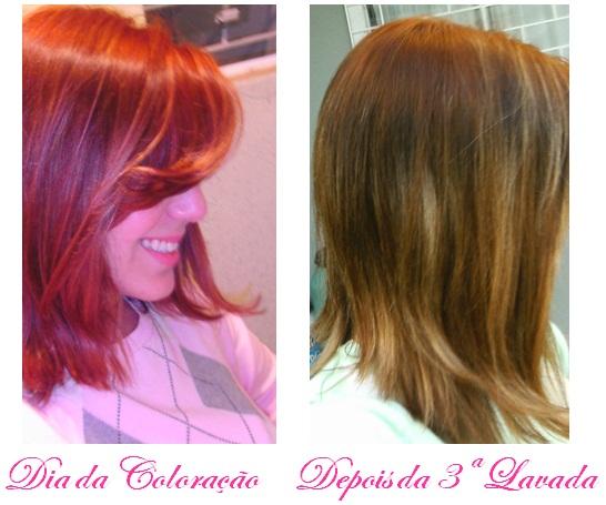 dificuldade para colorir cabelos descoloridos