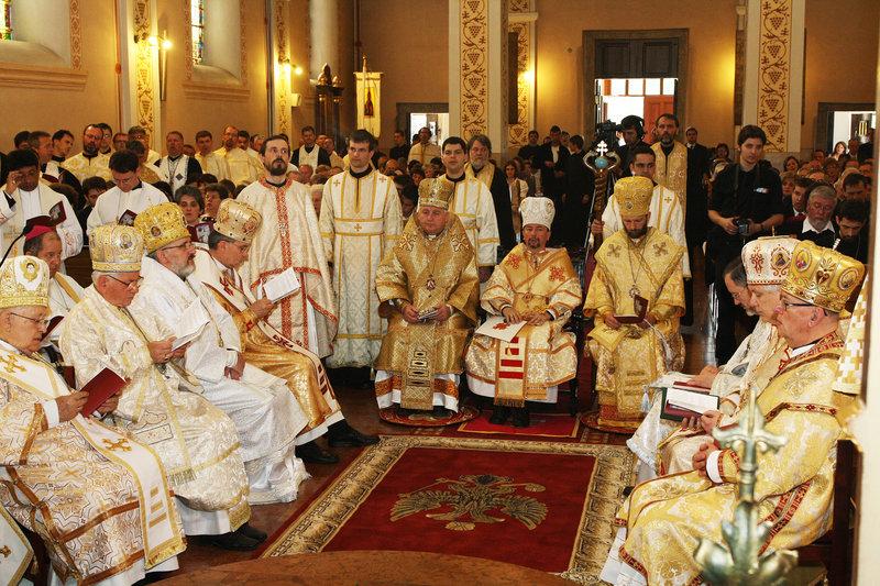 В Україні побувала делегація Угорської Греко-Католицької Церкви