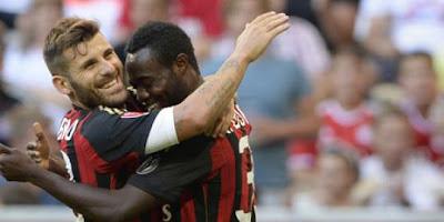 Milan Juara 3 berkat gol tunggal Boateng
