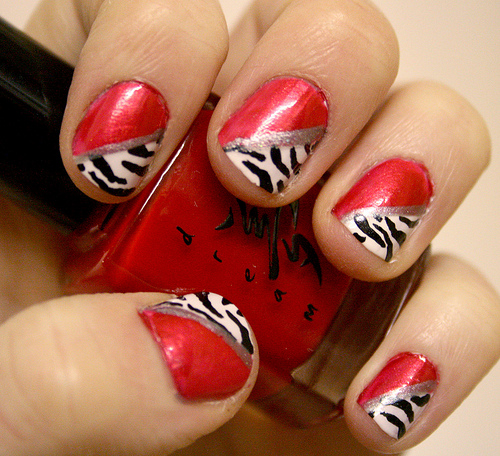 The Astonishing Nails art design tumblr Pics