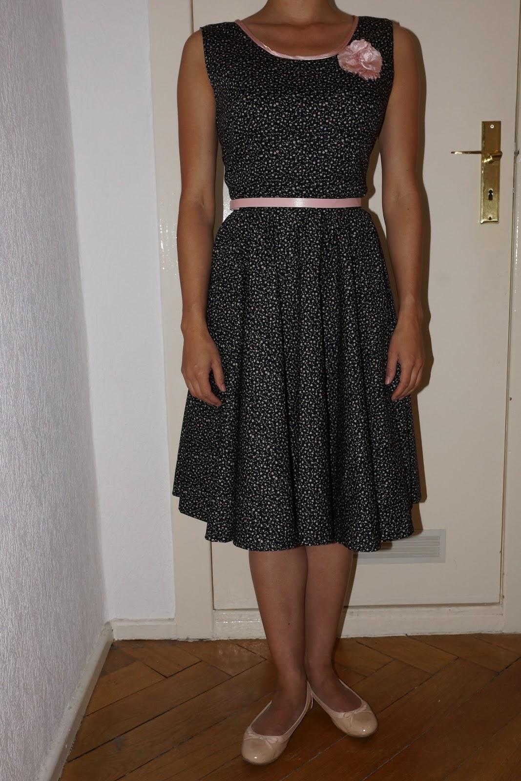 Kleid kurzen diy