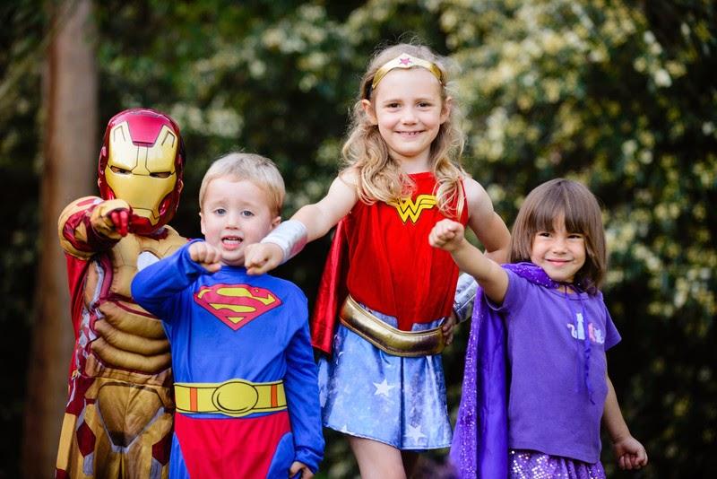 Little Heroes 1k