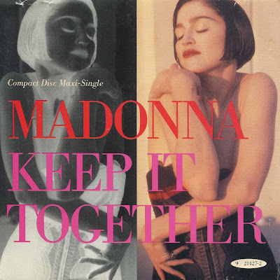 Madonna (Keep It Together) (CD Single) (1990)