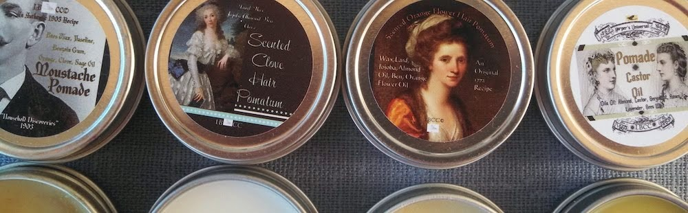 LBCC Historical - Reproduced Historical Cosmetics & Apothecary