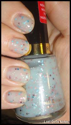revlon whimsical dupe deborah lippmann glitter in the air