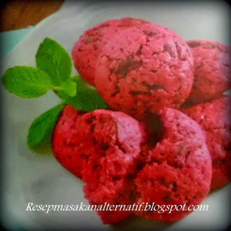 Resep Red Velvet Cookies