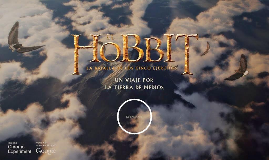 """""""El Hobbit: La Batalla de los Cinco Ejércitos""""."""