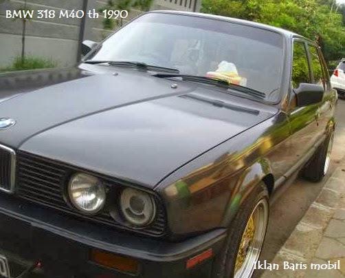 Bmw 318 Dijual