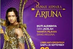 OST, Soundtrack Musik Panah Asmara Arjuna ANTV