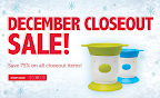 December Closeout SALE