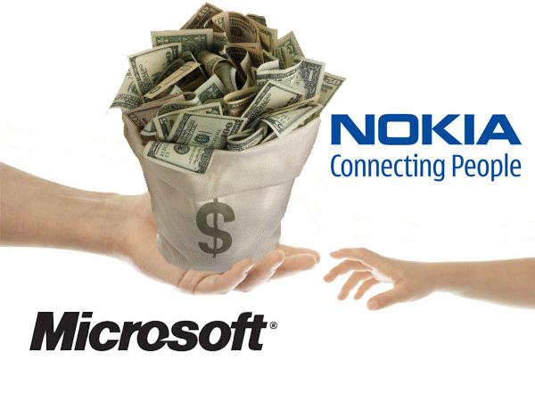 Nokia to Microsoft