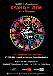 KASHISH 2016 Poster