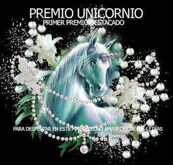 Primer Premio Unicornio