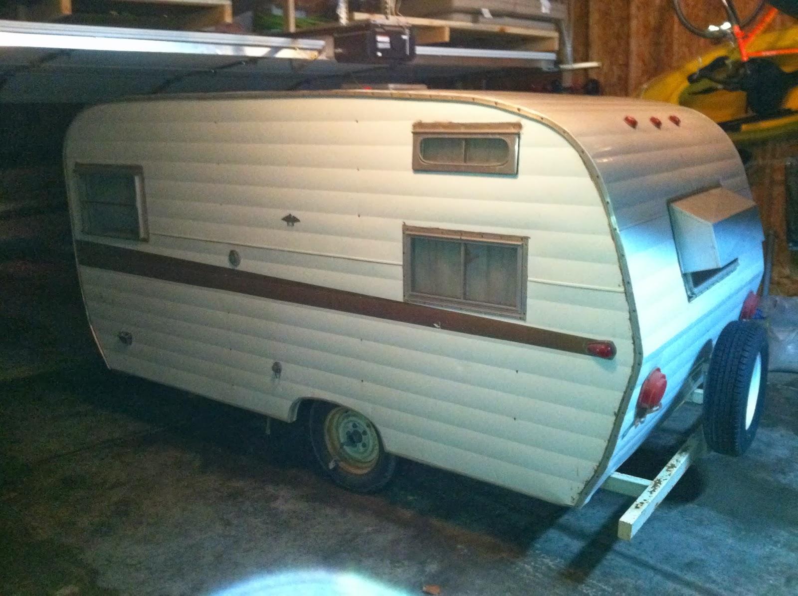 A Little Vintage Camper A Story Of Restoration
