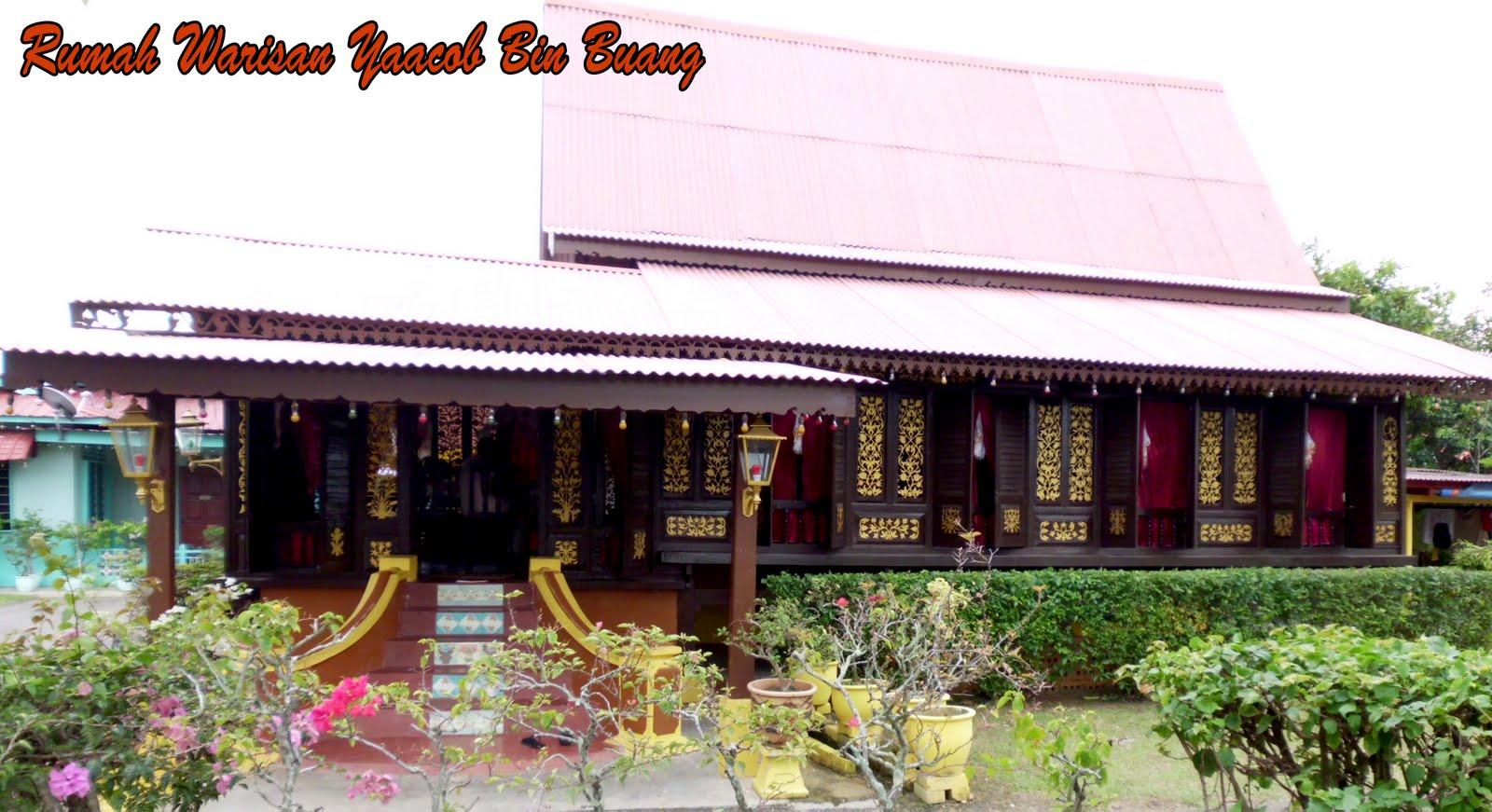 Rumah Warisan Kg. Bukit Godek