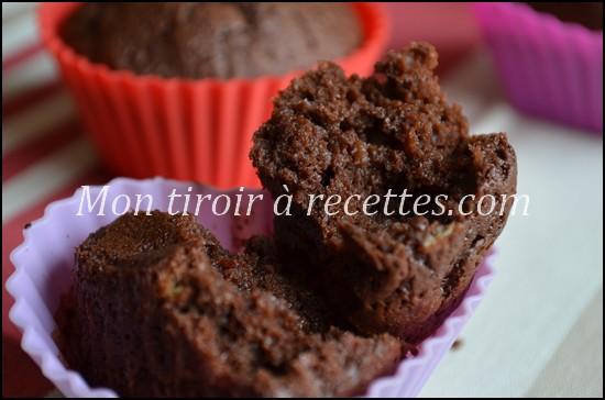 muffins sans beurre banane