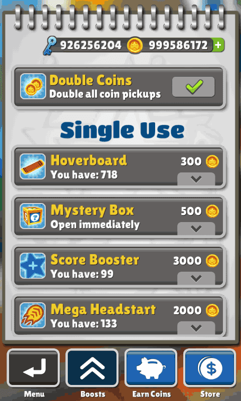 How to Get Unlimited Coins and Keys in Subway Surfers