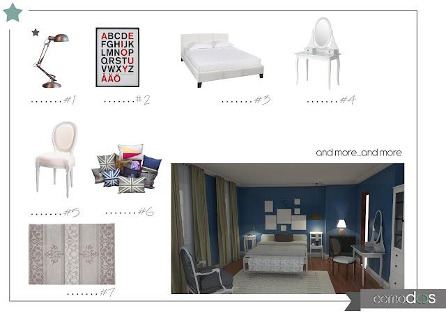 Comodoos interiores tu blog de decoracion proyectos - Proyectos decoracion online ...
