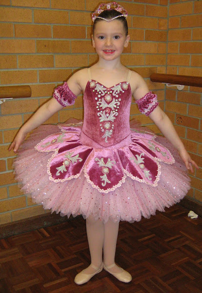 Velvet lycra stretch tutu MC 2011