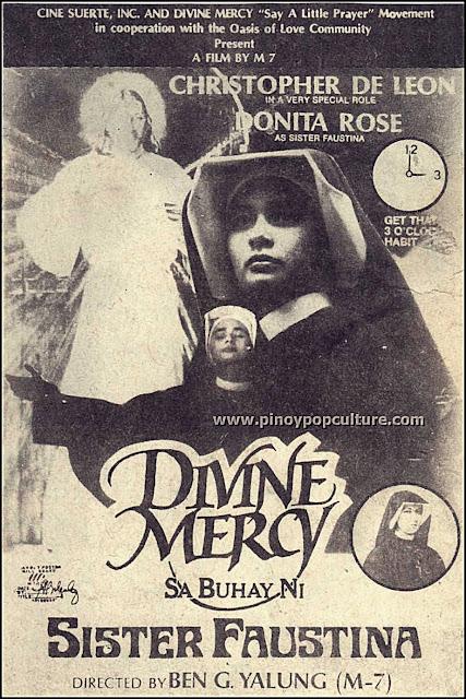 Divine Mercy sa Buhay ni Sister Faustina, Cine Suerte, Donita Rose