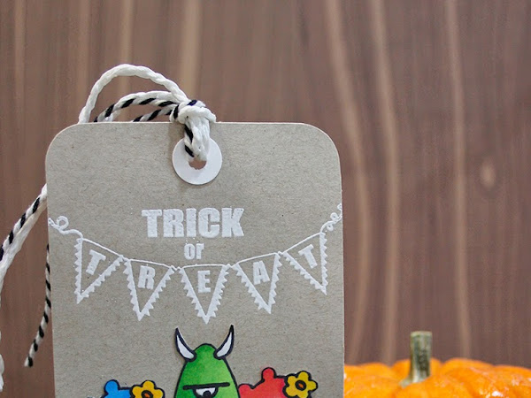 Happy Halloween from CutCardStock.com!