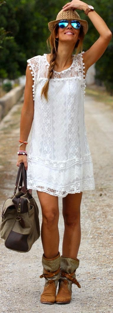 Boho Chic - Bohemian Style For Summer 2015 (5)