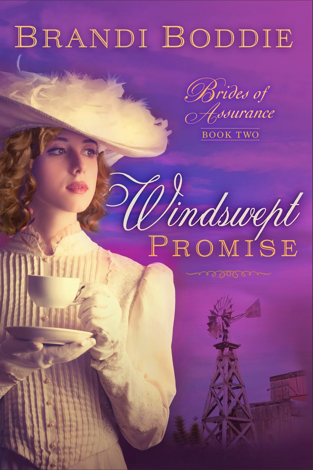 A Windswept Promise (Brides of Assurance, #2)